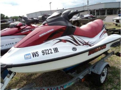 2008 Sea Doo - Bomba GTi 951 cc PWC for sale, Richland Center ...