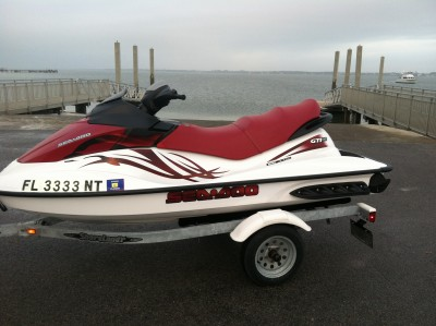 2008 Sea Doo - Bomba GTI 130 1494 cc PWC for sale, Navarre, Florida ...