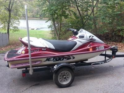 2000 kawasaki stx di 1100 cc pwc for sale, falling waters, west
