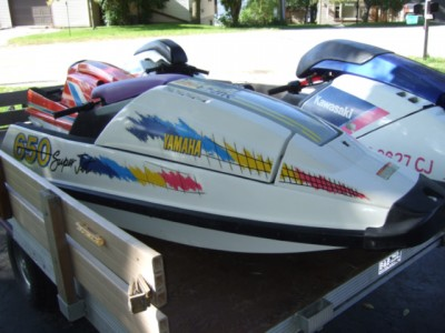 Picture Of 1991 Yamaha SuperJet 700